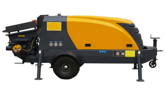 安全使用細石砂漿泵的施工規范說明