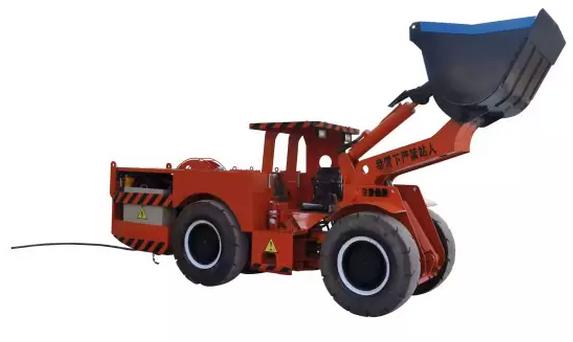安全高效节能 电动式地下铲运机的介绍
