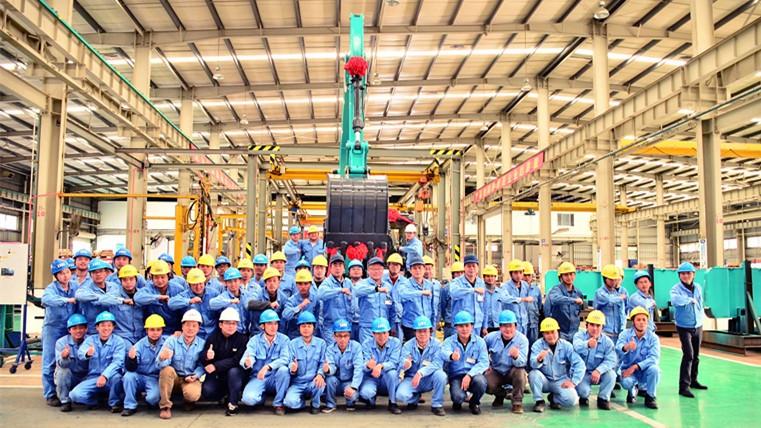 熱烈慶祝石川島135NS成功下線