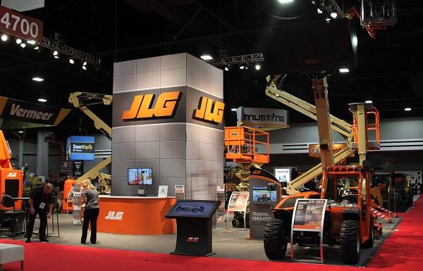 JLG(捷尔杰)发布重磅新品 助力高空作业机械化