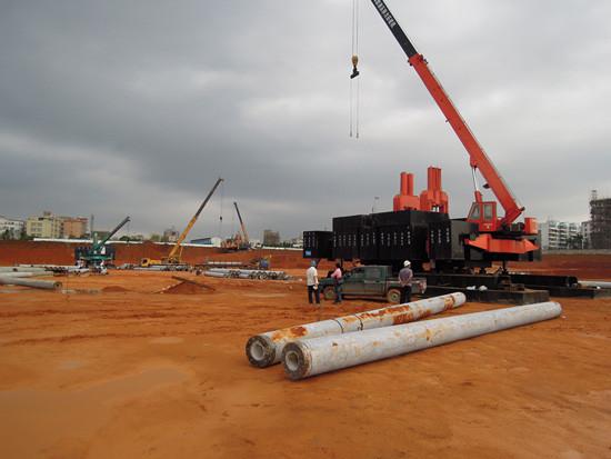 施工项目管理:静力压桩的施工要求