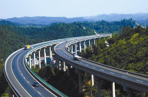 黑龙江省5条高速公路续建项目将要全面复工