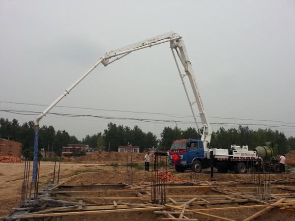 混凝土泵车如何选购不掉坑