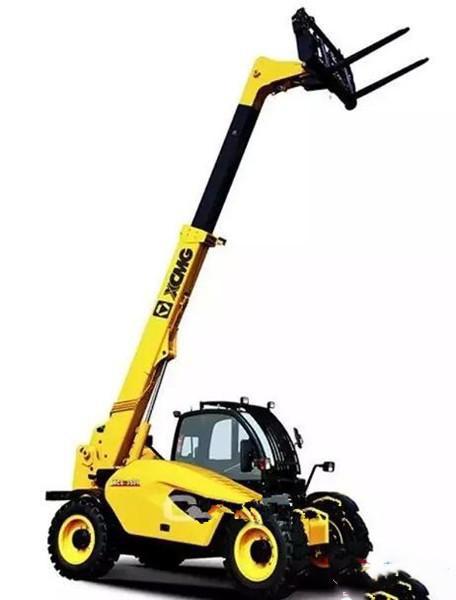 極致品質 徐工XC6-3507伸縮臂叉裝車