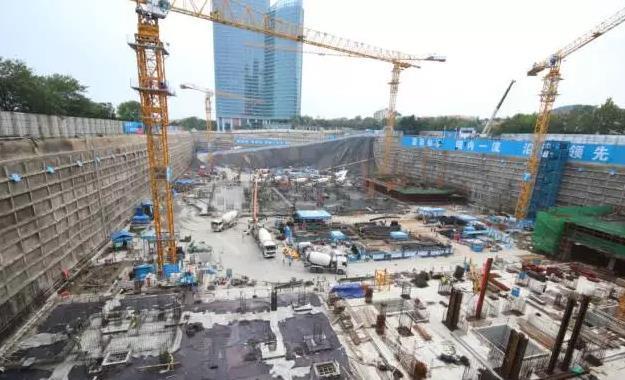 青島中聯混凝土創造山東省混凝土澆筑記錄