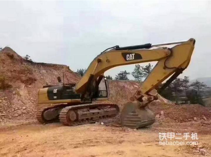 极品2015年卡特336D2挖掘机125万【江西】