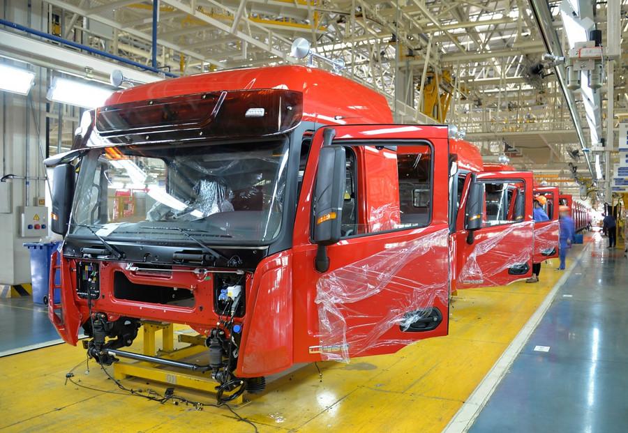 徐工汽車獲新能源汽車生產資質實現歷史性突破