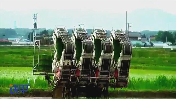 【眼界】各种功能的农用拖拉机大集锦 (上)