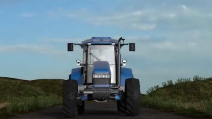 【眼界】必看 農業和建筑業的移動機械成型全過程