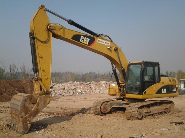 挖掘机各部件详细介绍,学徒入门必学(1)
