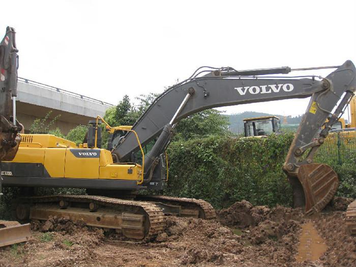 38吨大挖机,沃尔沃EC380DL挖掘机怎么样?