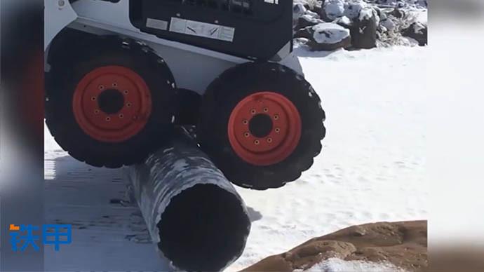 【眼界】裝載機挖掘機操作6到飛起!了不起的司機們!