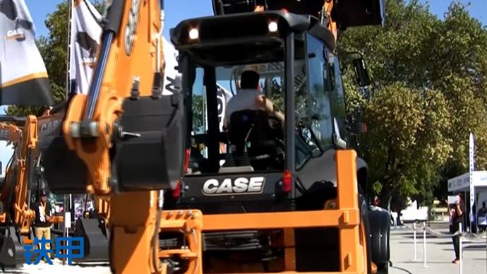 【眼界】凯斯伸缩臂挖掘机,创造更多可能