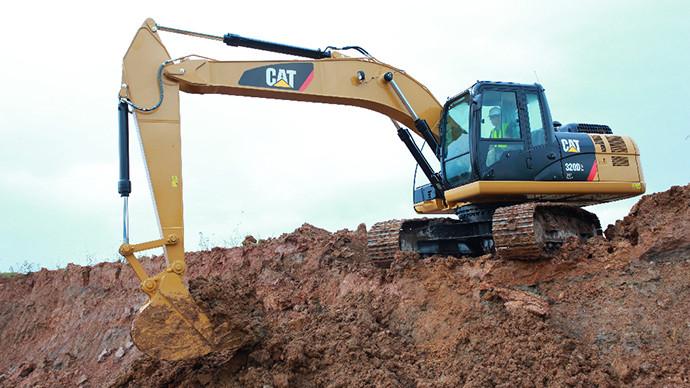 【秒懂挖机】卡特彼勒320D2GC挖掘机怎么样