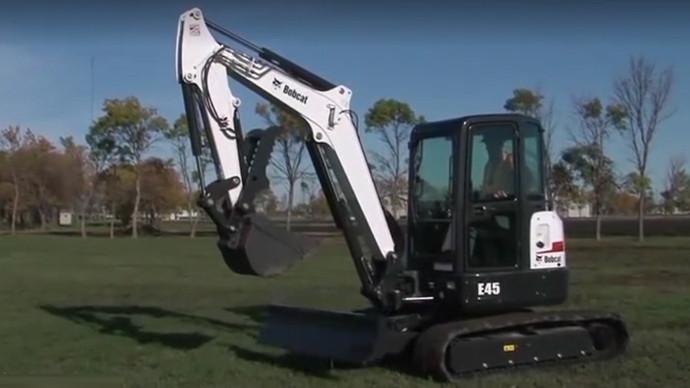 【眼界】关于山猫E35挖掘机你了解多少?