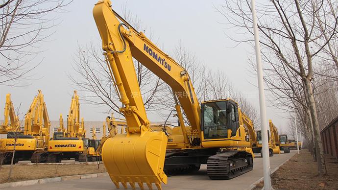 【秒懂挖机】小松PC200-8M0靠谱吗?