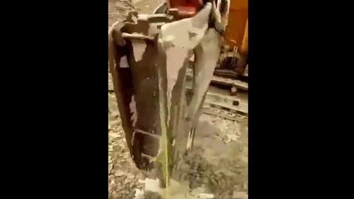 【甲友】破碎锤漏油了?