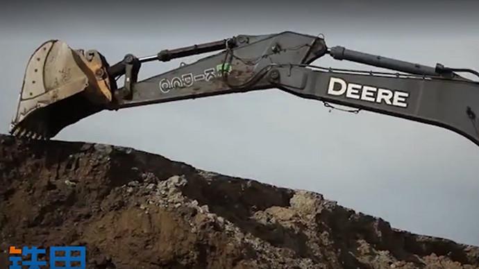 【眼界】约翰迪尔850D挖掘机怎么样 看操作说话