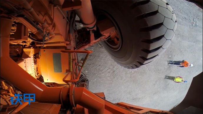 【眼界】日立电动液压挖掘机到底有多强大?