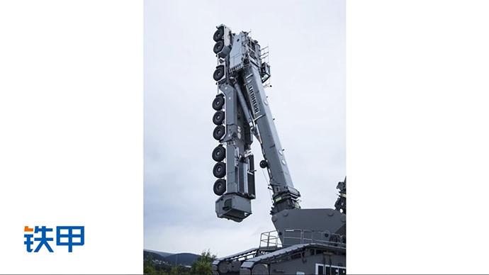 【眼界】亮瞎双眼!德国工程机械展上的利勃海尔!