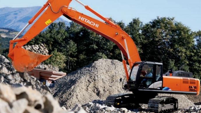 【秒懂挖机】日立ZX360H-5A挖掘机怎么样?
