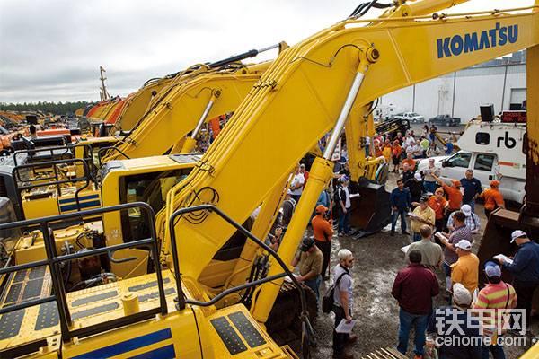美國二手工程機械交易現狀報告(2)