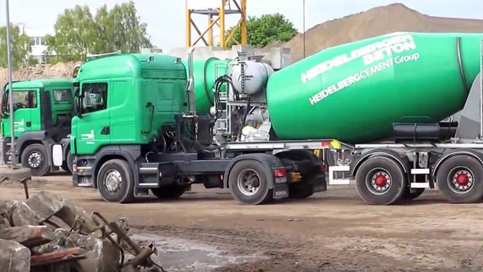 【眼界】巨型混凝土泵車作業現場大圍觀 你來了嗎?