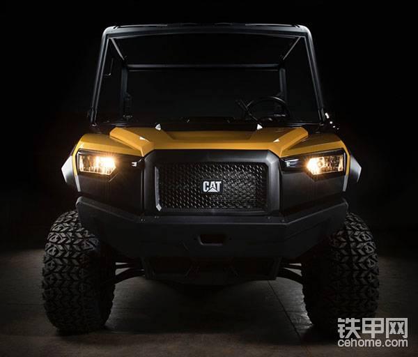 快訊:卡特彼勒工具車曝光,將于明年上市!