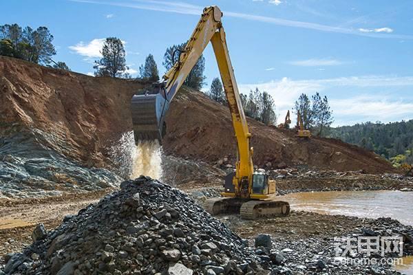 从加州水坝事故救援和重建看美国基建(7)