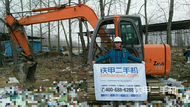 热门小挖推荐:日立ZX70最低售价22.7万