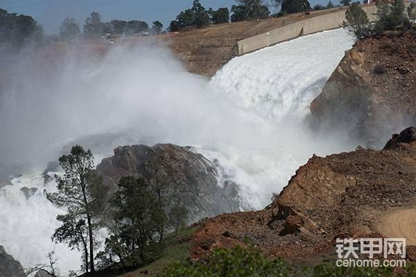 从加州水坝事故救援和重建看美国基建(9)