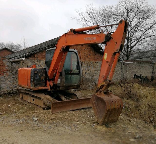 省心6噸小挖,日立ZX60(國產)怎么樣?