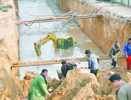 买二手挖掘机必知:如何鉴别水淹车?