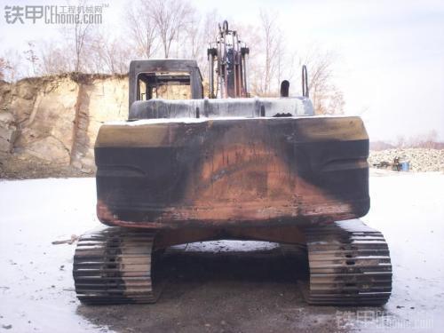 買二手挖機必讀:如何鑒別火燒車?