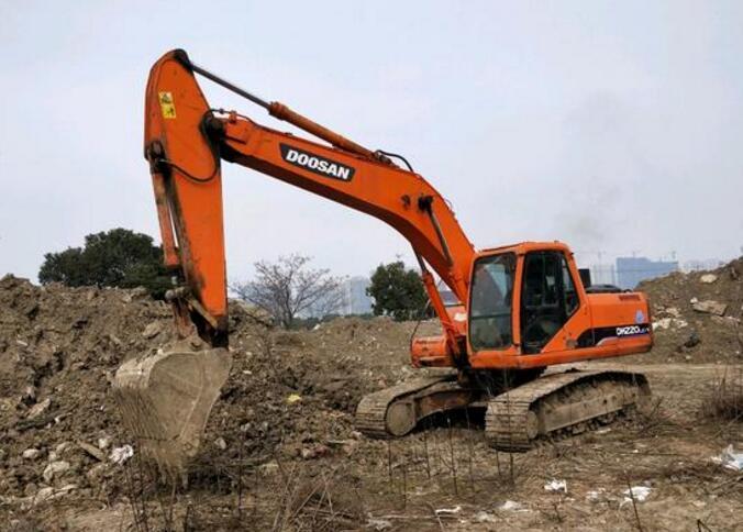 20噸級口碑王,斗山DH220LC-7挖掘機怎么樣?