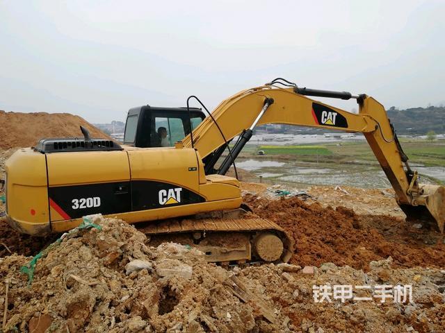 黃金3月買挖機,這7款20噸級的二手機你選誰?