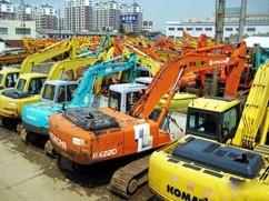 老司机教你如何辨别日本进口二手挖掘机