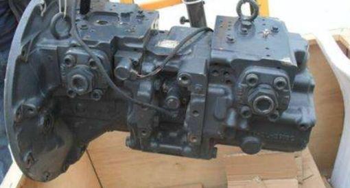 因此其结构呈对称性;而有的液压泵(如齿轮泵,叶片泵等)转向有明确的