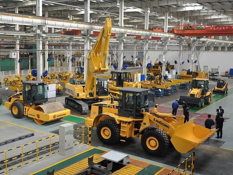 工程机械行业_机械行业2018年中报专题分析:总体稳中有降 分化明显 工程机械 ...