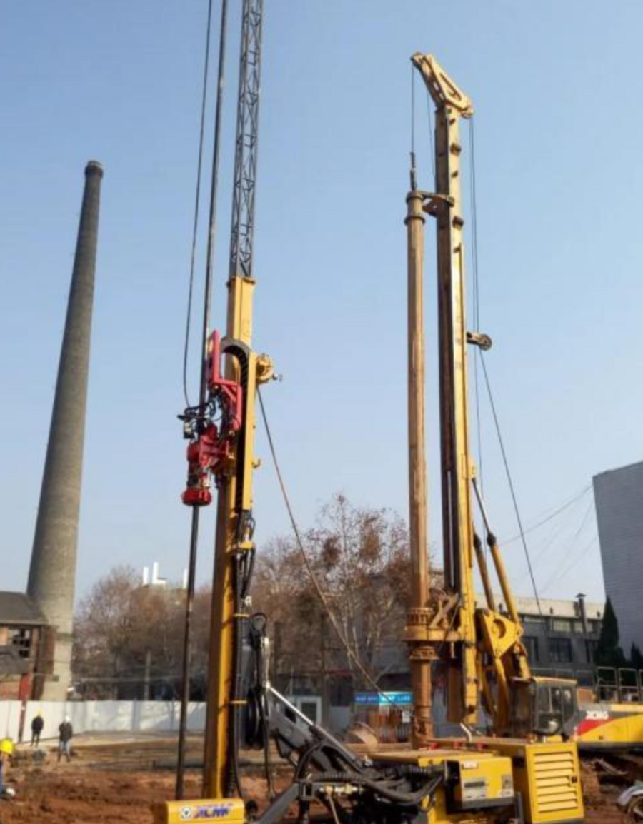 徐工360旋挖钻机140钻头重量是多少吨?