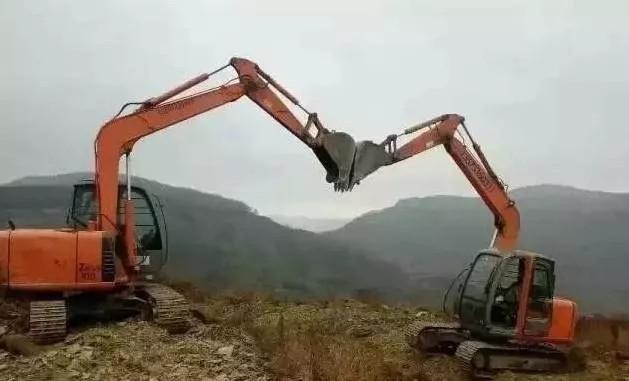 挖掘机司机七夕