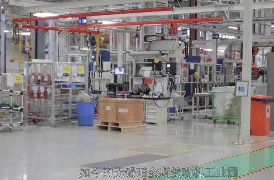 深入Perkins珀金斯發動機無錫工廠探高端技術
