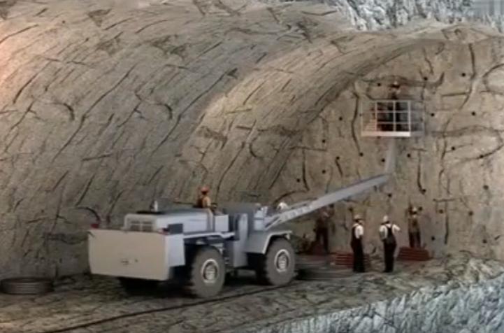 地下隧道是怎么修建的?看了這段3D演示后,解開了我多年的疑惑!