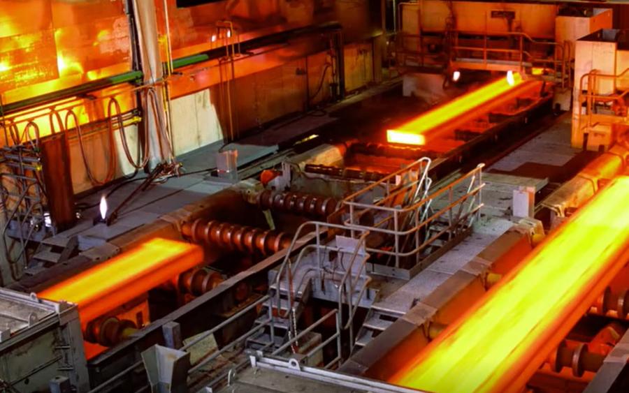 現代冶金技術工程!機械是最好的工作伙伴!
