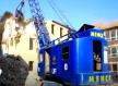 实拍国外大型建筑拆迁机械,超级震撼!