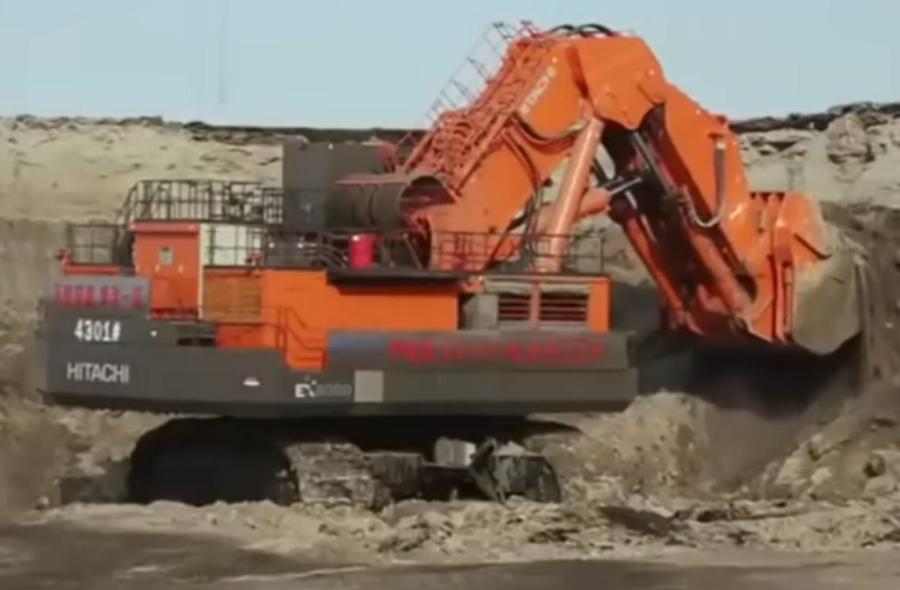 工作效率惊人的巨型工程机械 太逆天了!