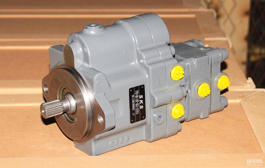 赛克思PVD柱塞泵产品