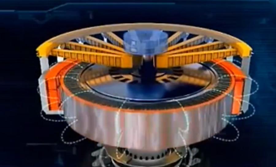機械能如何轉換成電能? 超級工程三峽水電站工作原理
