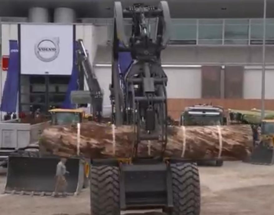 德國慕尼黑工程機械寶馬展會2019年最新視頻!