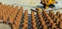 蘇通大橋超高精度的橋墩安裝!中國的工程師太厲害了!
